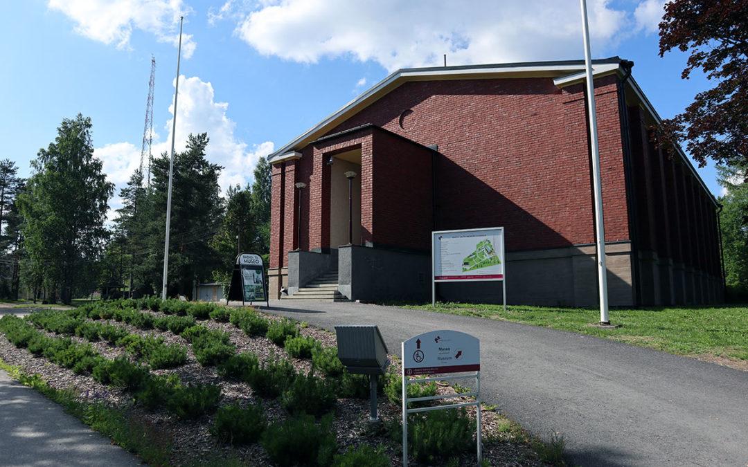 Radio- ja tv-museo, Lahti