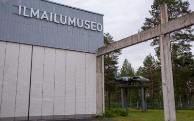 Suomen Ilmavoimamuseo, Tikkakoski
